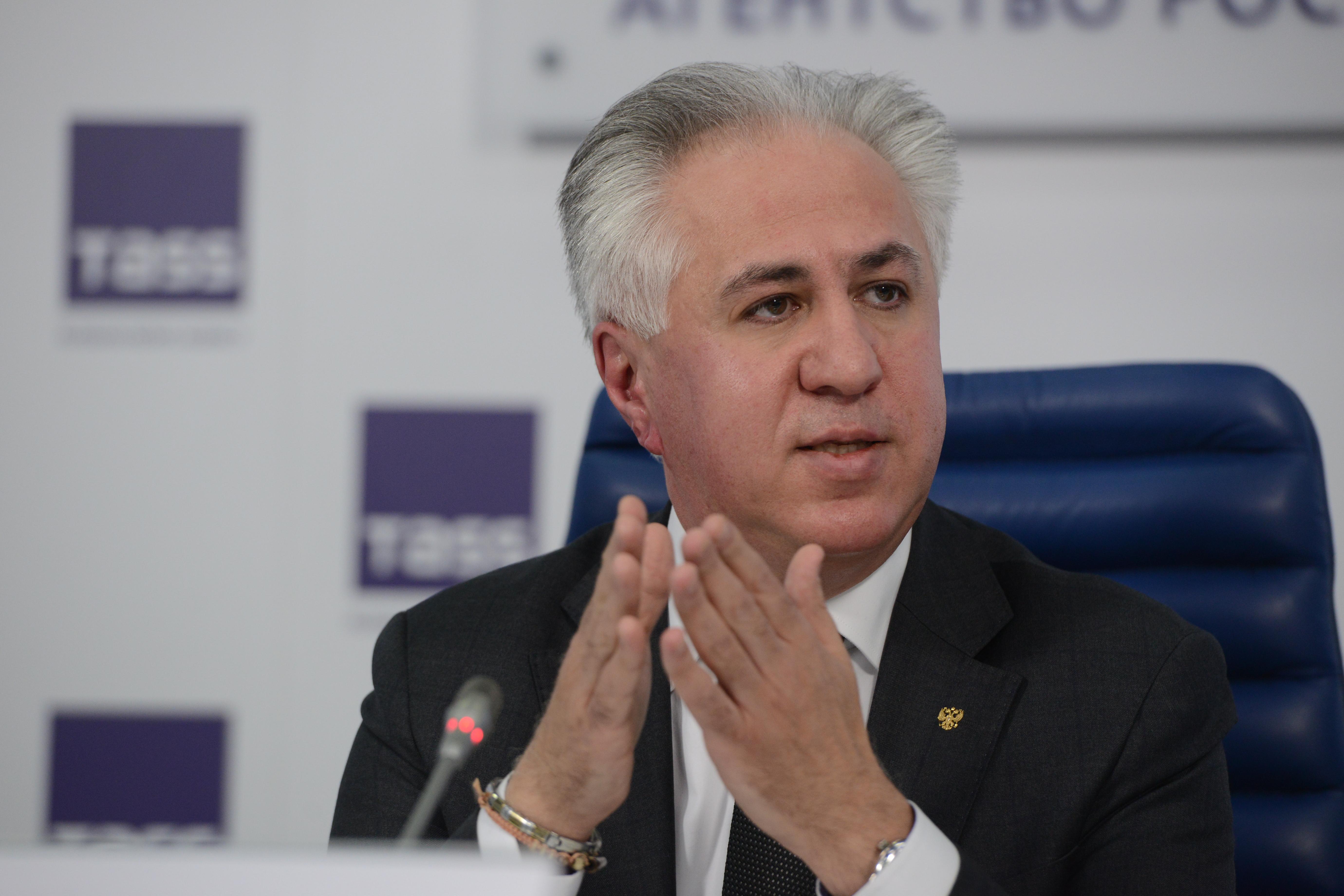 Рашид Исмаилов