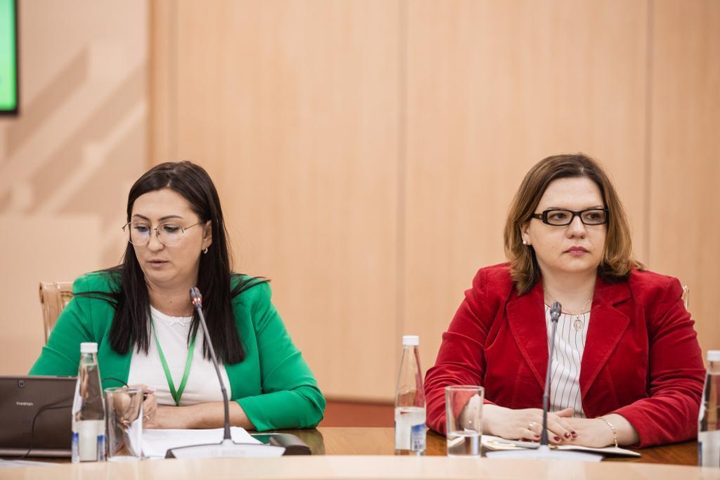 Юлия Филаткина на III Международном съезде региональных операторов в сфере обращения с отходами