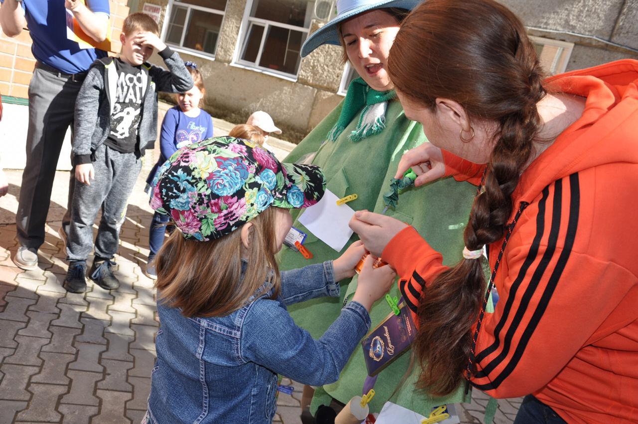 Экоурок с дошколятами в Республике Коми