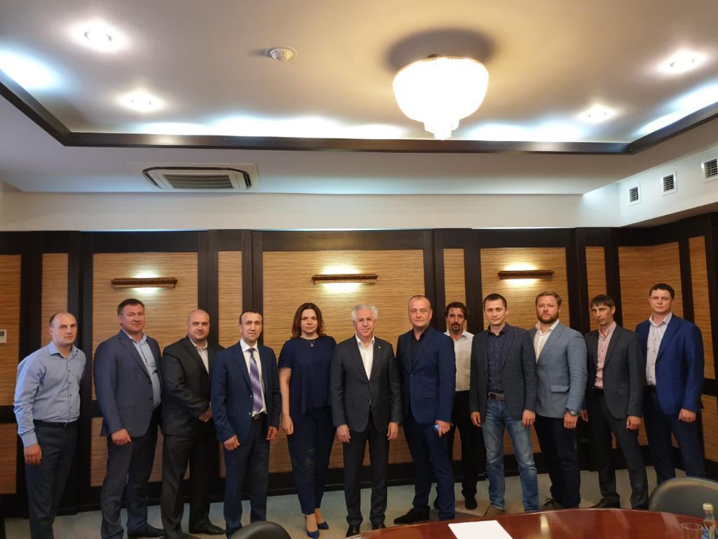 Заседание регионального отделения Российского экологического общества в Ульяновске