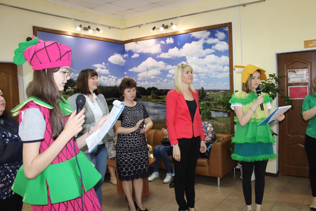 Фестиваль «Эколят» в Липецкой области