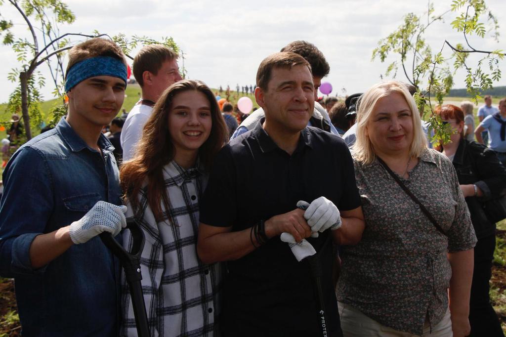 Зеленая повестка в Екатеринбурге