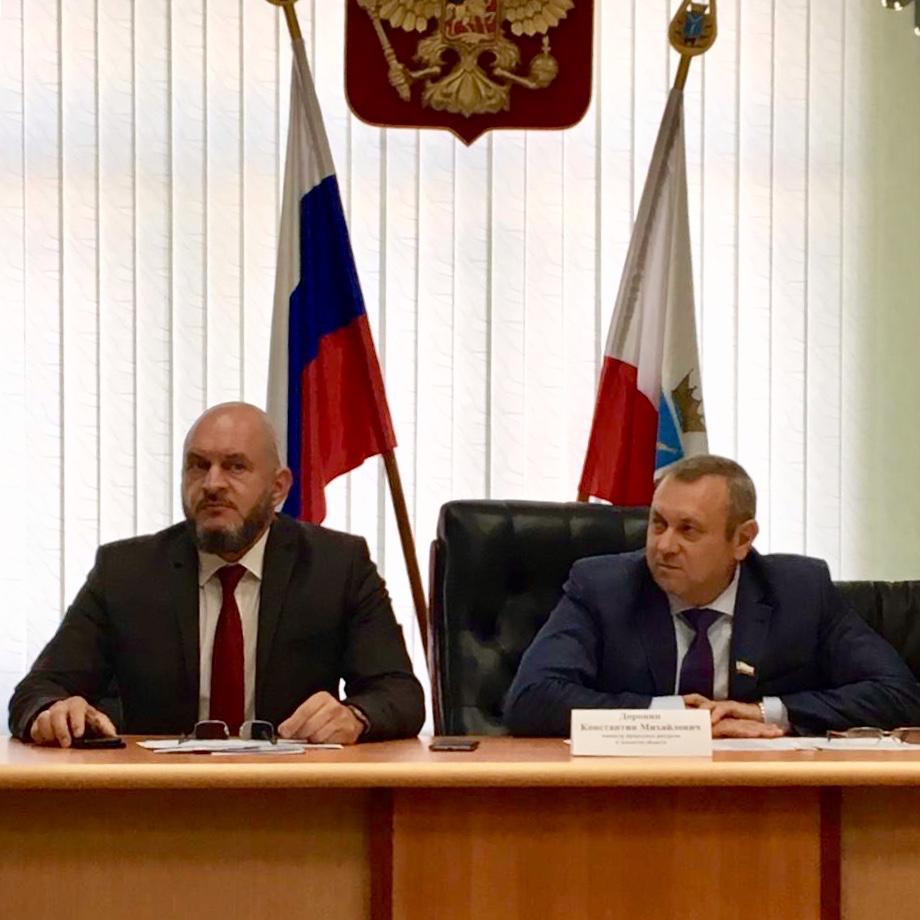 Юрий Бажуткин избран председателем Общественного совета Минприроды Саратовской области