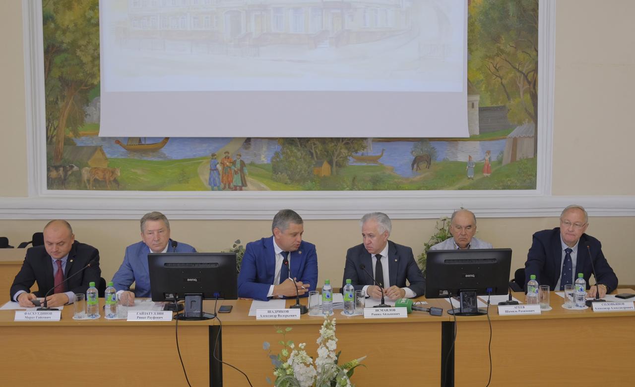 Стратегическая сессия по Нацпроекту «Экология» в Казани