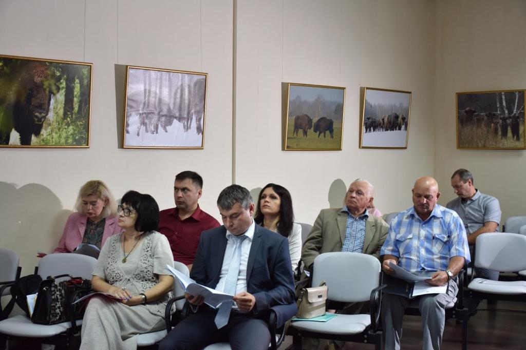 Круглый стол в Совете народных депутатов в Орловской области