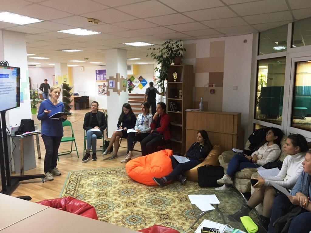 Цикл образовательных семинаров рамках проекта «СДЕЛАЕМ!Крым»