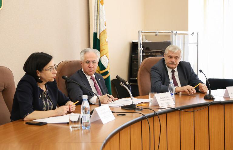 Совещание в Челябинске по разработке Экологического стандарта Челябинской области