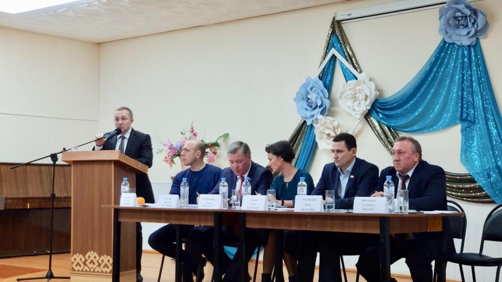 Вопросы создания и развития экотехнопарка обсудили в Чувашской Республике