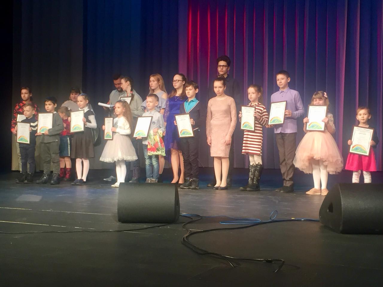 Благотворительный Фестиваль детского творчества «Какого цвета счастье» в Перми