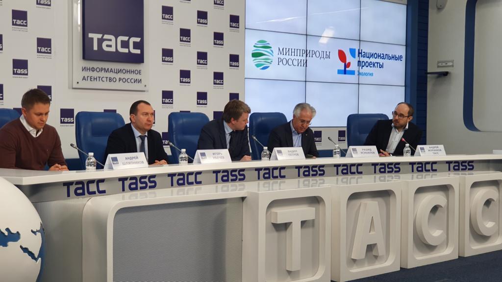 В ТАСС обсудили федеральный проект «Чистая страна»