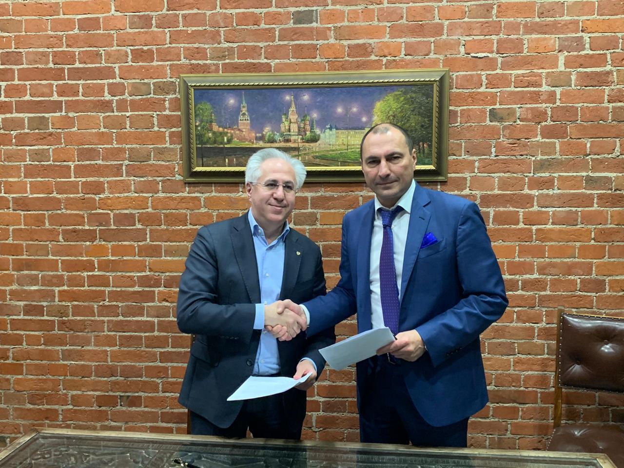 НАПИ и Российское экологическое общество подписали соглашение о сотрудничестве