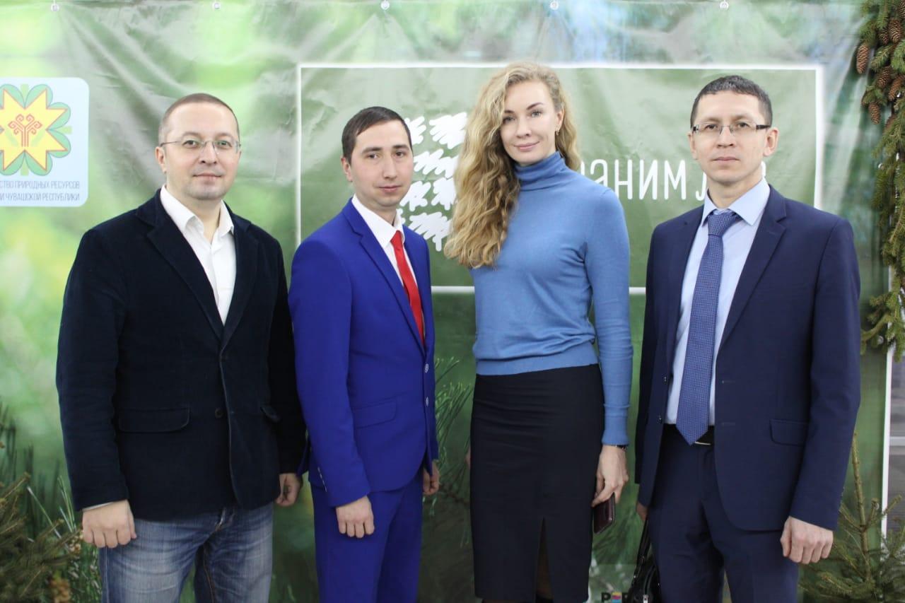 Форум Зеленая Чувашия и Российское экологическое общество