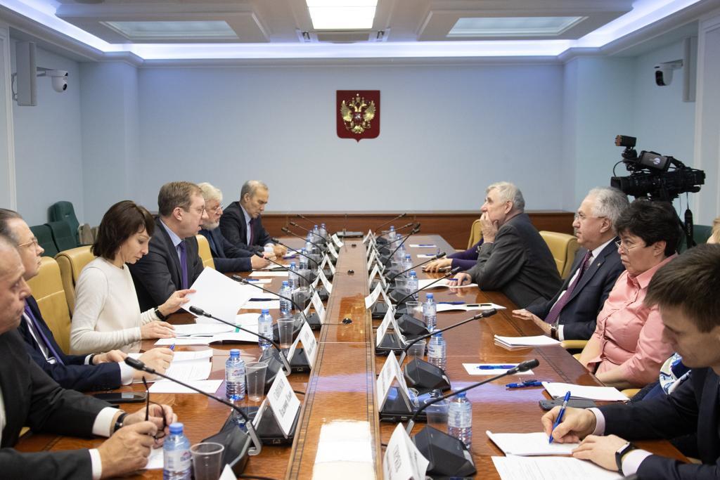 Подготовка Невского международного экологического конгресса