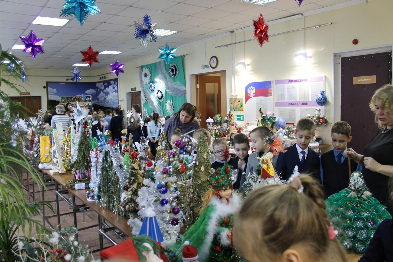 «Новогодняя ёлка эколят» в Липецкой области