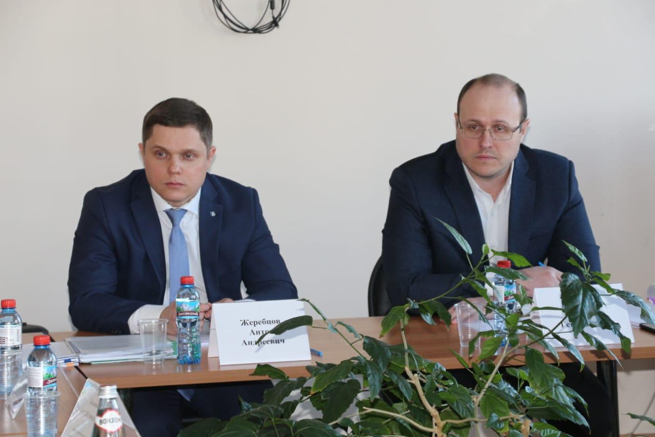 Заседание общественного совета при министерстве лесного хозяйства Красноярского края