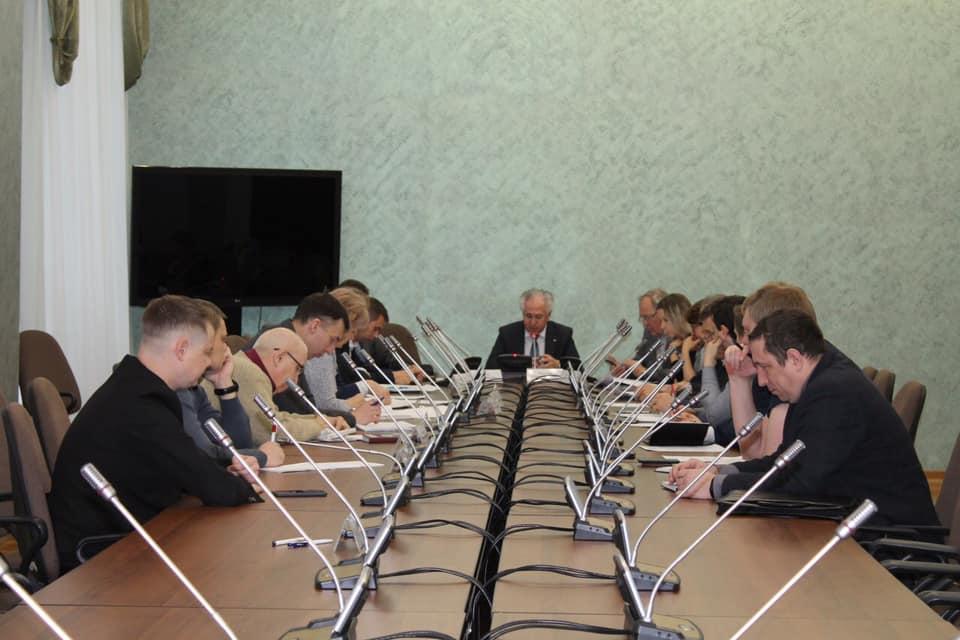 Заседание рабочей группы Координационного совета по вопросам экологии при Губернаторе Челябинской области на тему «Неблагоприятные метеоусловия»