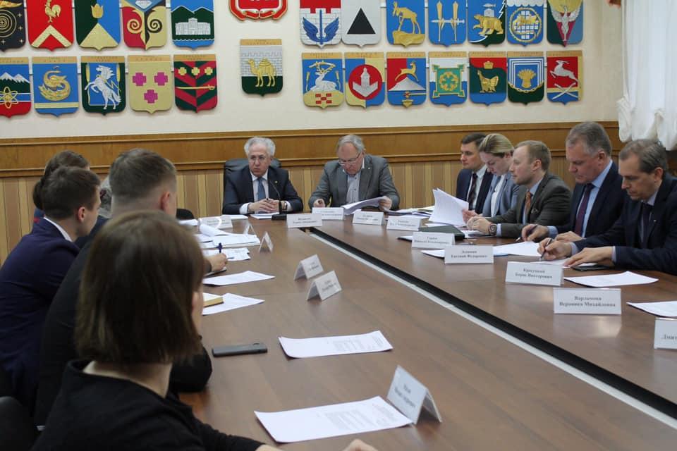 Круглый стол на тему экологизации транспортной системы в Челябинской области