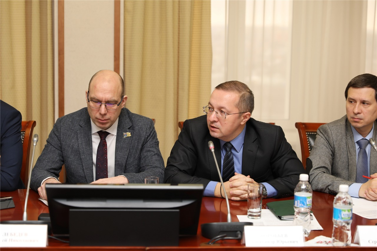 Совещание по вопросам реализации реформы обращения с твердыми коммунальными отходами в Чувашской Республике