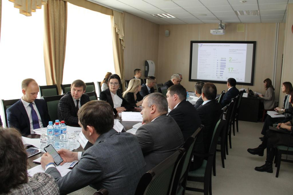Заседании Проектного офиса по улучшению инвестиционного и предпринимательского климата в Республике Башкортостан