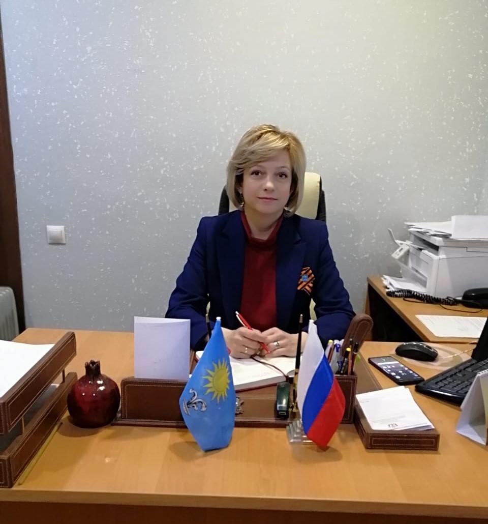 Инна Зекеева