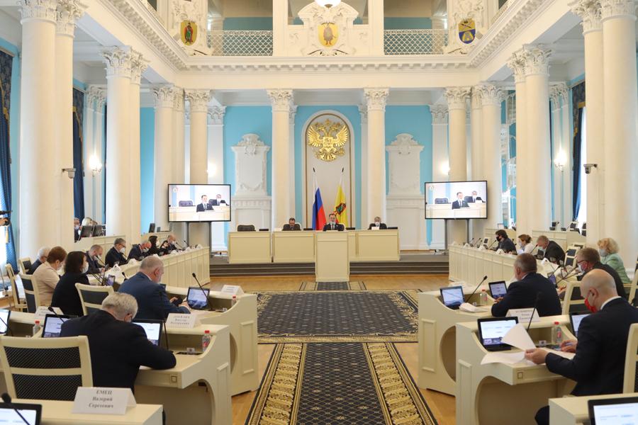 Общественная палата Рязанской области