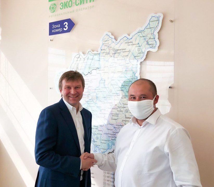 Артем Киреев и Шафиков Мурад