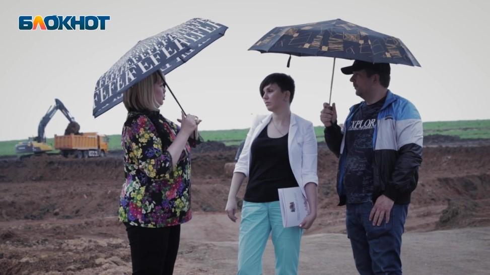 Представители Российского экологического общества инспектируют объект обращения ТКО Ростовской области