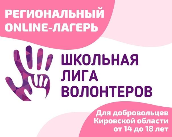 Школа лиги волонтеров Кировской области