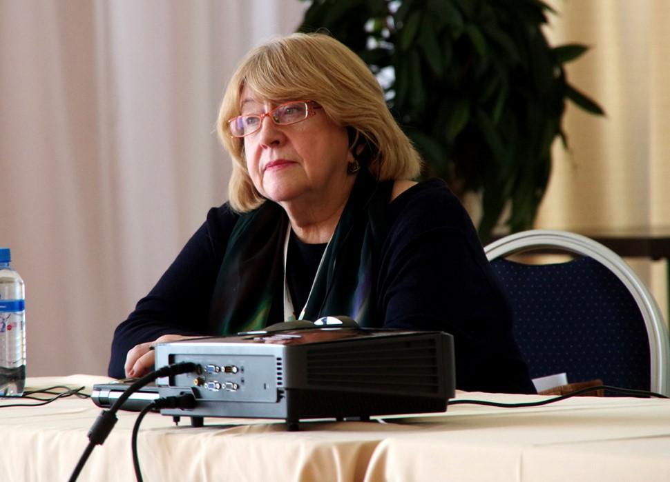 Наталья Данилина член Совета Российского экологического общества