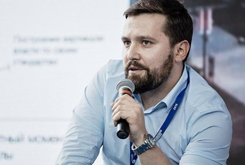 Дмитрий Егорченков Член Совета Российского экологического общества