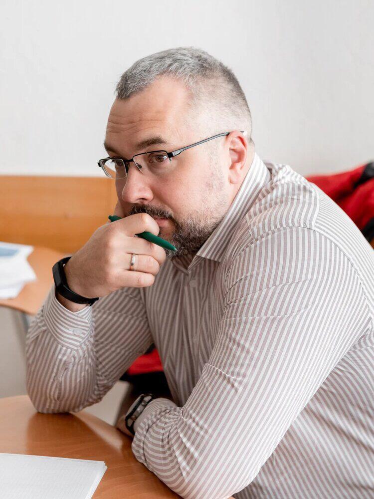 Николай Пушкин руководитель Подмосковного отделения Российского экологического общества