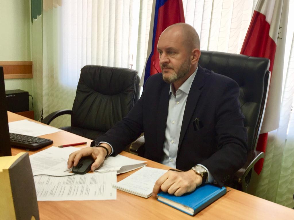 Юрий Бажуткин руководитель Саратовского отделения Российского экологического общества