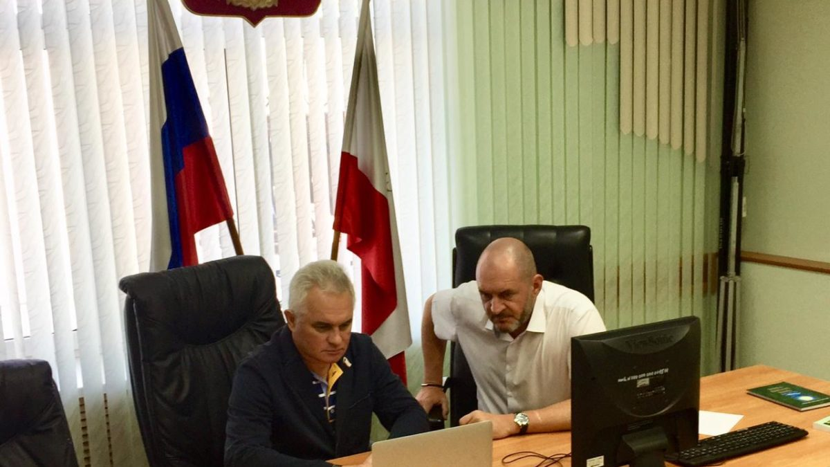 руководитель регионального отделения Российского экологического общества Юрий Бажуткин