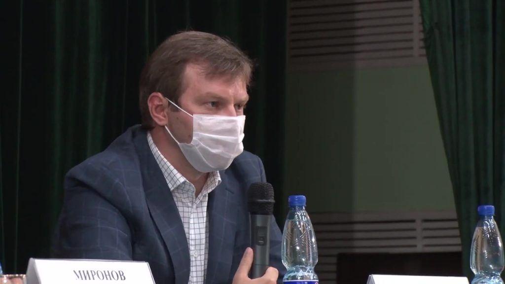 Артем Киреев руководитель регионального отделения Российского экологического общества