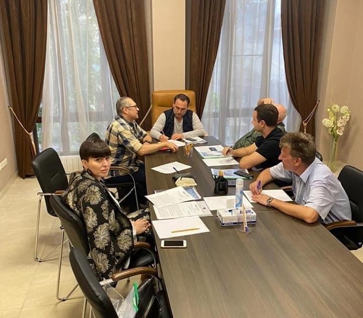 Заседание Общественной палаты Ростова-на-Дону