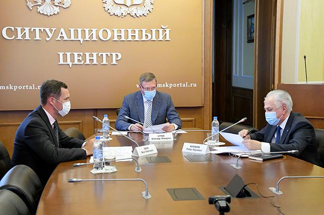 Экспертный совет по экологии в Омской области