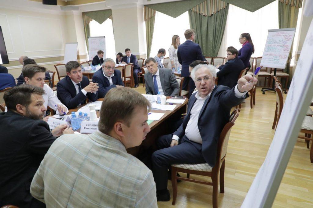Рашид Исмаилов принял участие в стратегической сессии в Минприроды России