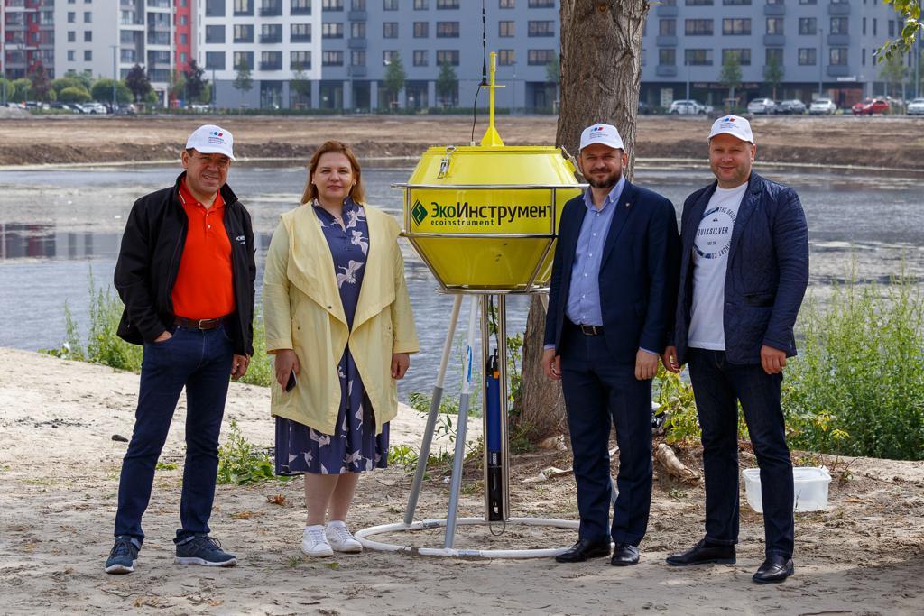 Проект по комплексному экологическому исследованию и реабилитации городского озера в Тюмени