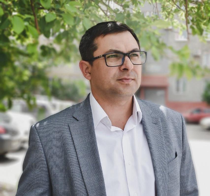 Роман Сергеечев руководитель Курганского регионального отделения Общероссийской общественной организации по охране и защите природных ресурсов «Российское экологическое общество»