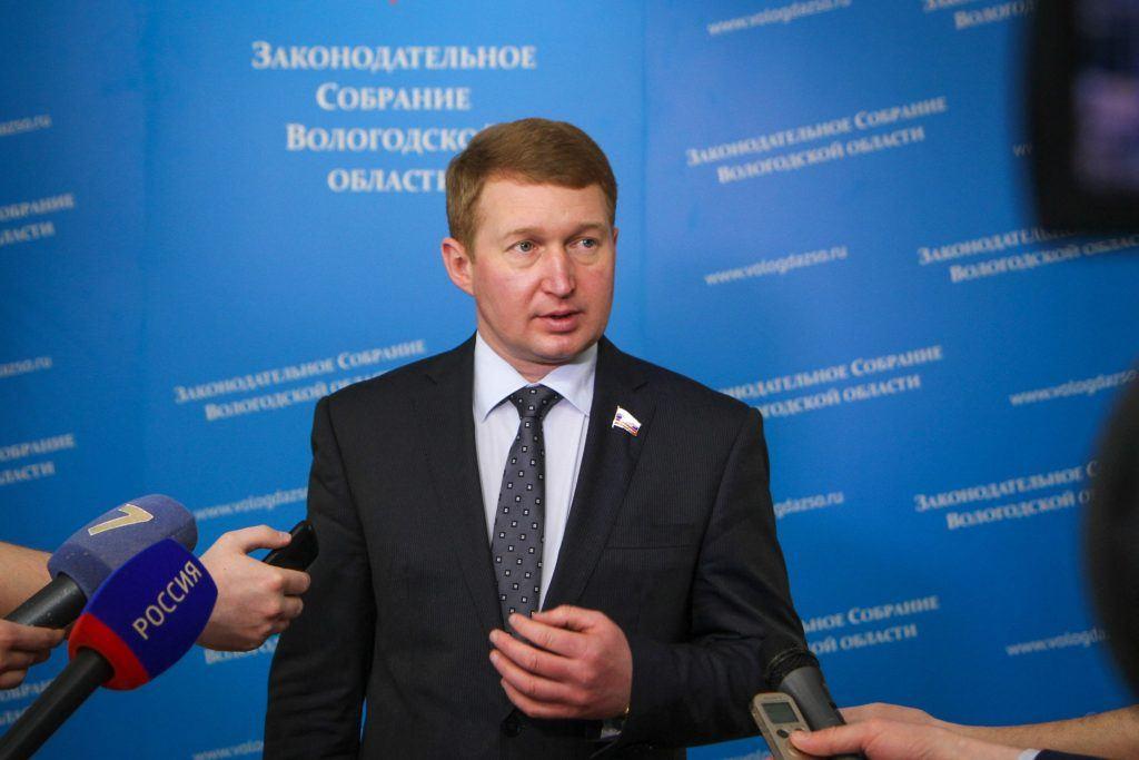 Алексей Канаев руководитель Вологодского отделения Российского экологического общества Алексей Канаев