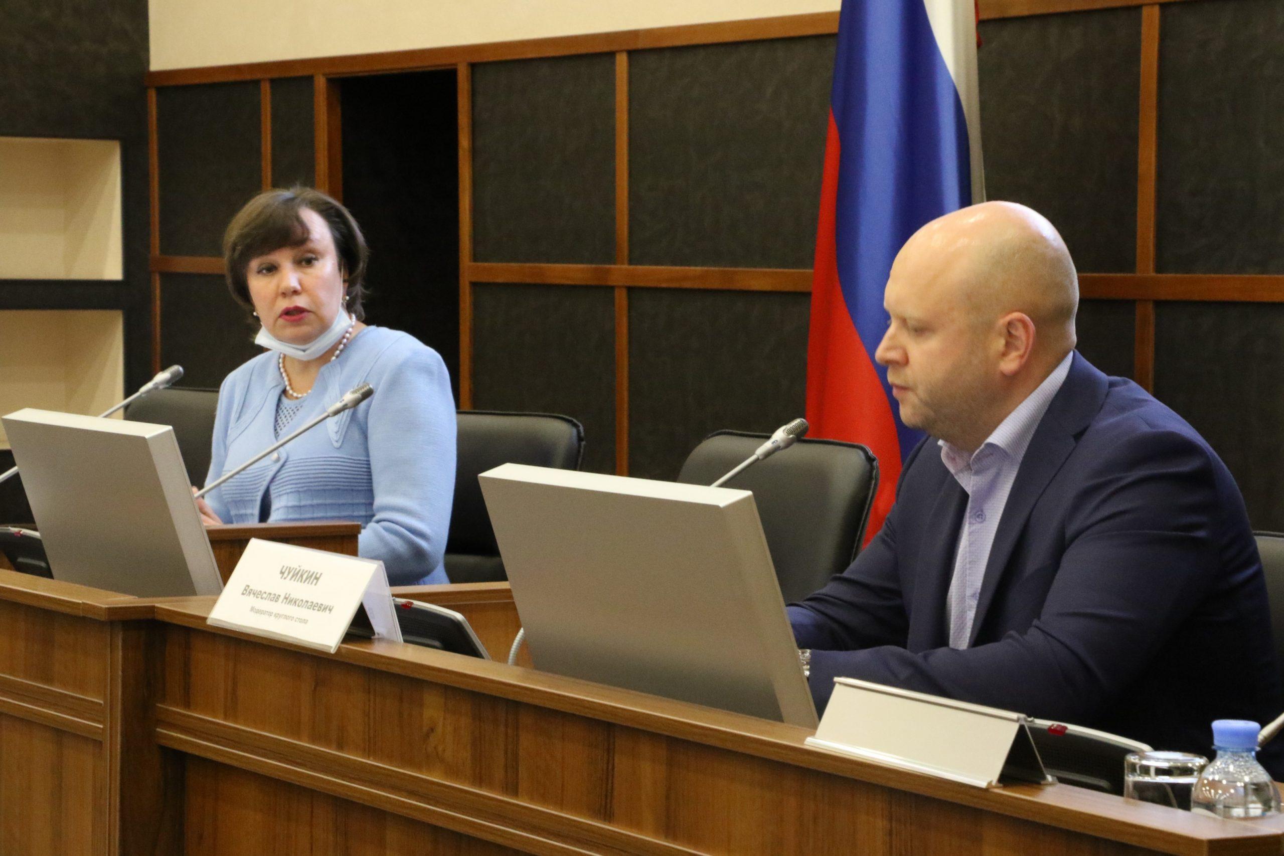 Вячеслав Чуйкин председатель правления Тюменского регионального отделения «Российского экологического общества»