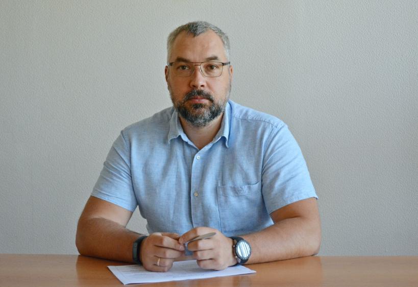 Николай Пушкин Руководитель отделения Российского экологического общества по Московской области