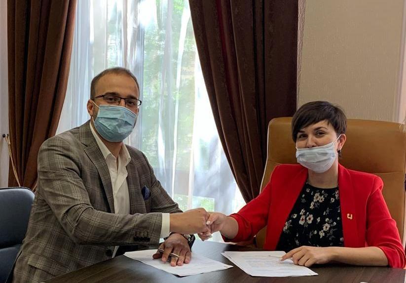 Реготделение Российского экологического общества и Молодежное правительство Ростовской области подписали соглашение о сотрудничестве