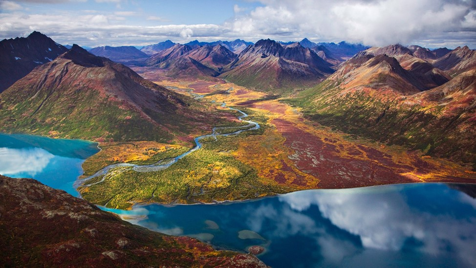 Экосистема Аляски