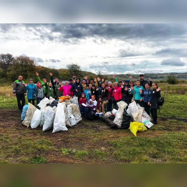 Представители Российского экологического общества отметили Всемирный день чистоты в Башкирии