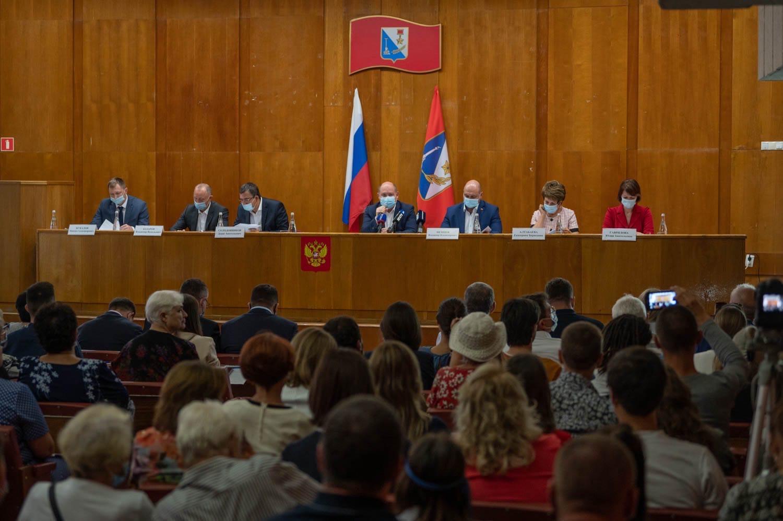 В Севастополе обсудили строительство медицинского кластера