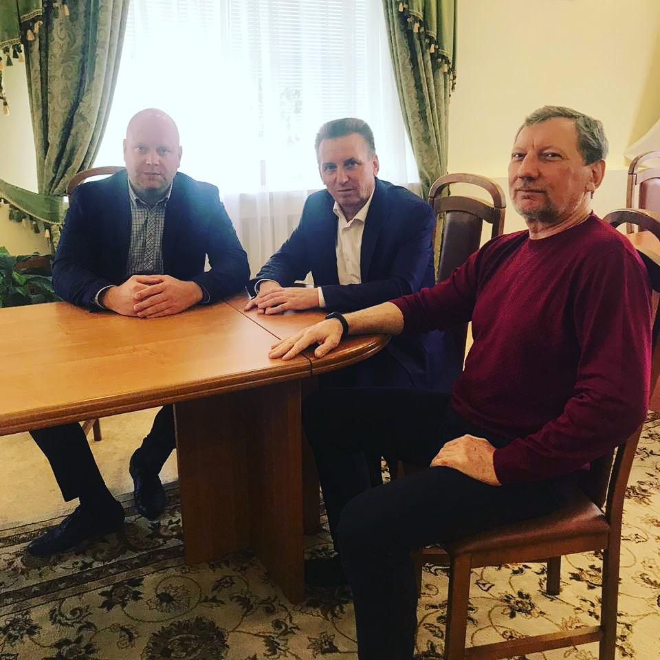 Тюменское региональное отделение Российского экологического общества запустило цикл встреч с главами муниципальных районов