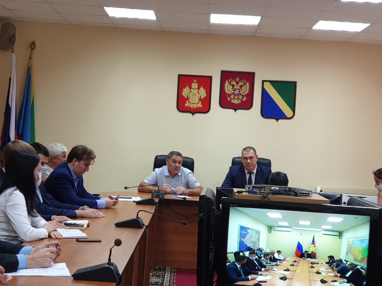 Представители Российского экологического общества вошли в состав губернаторской межведомственной комиссии