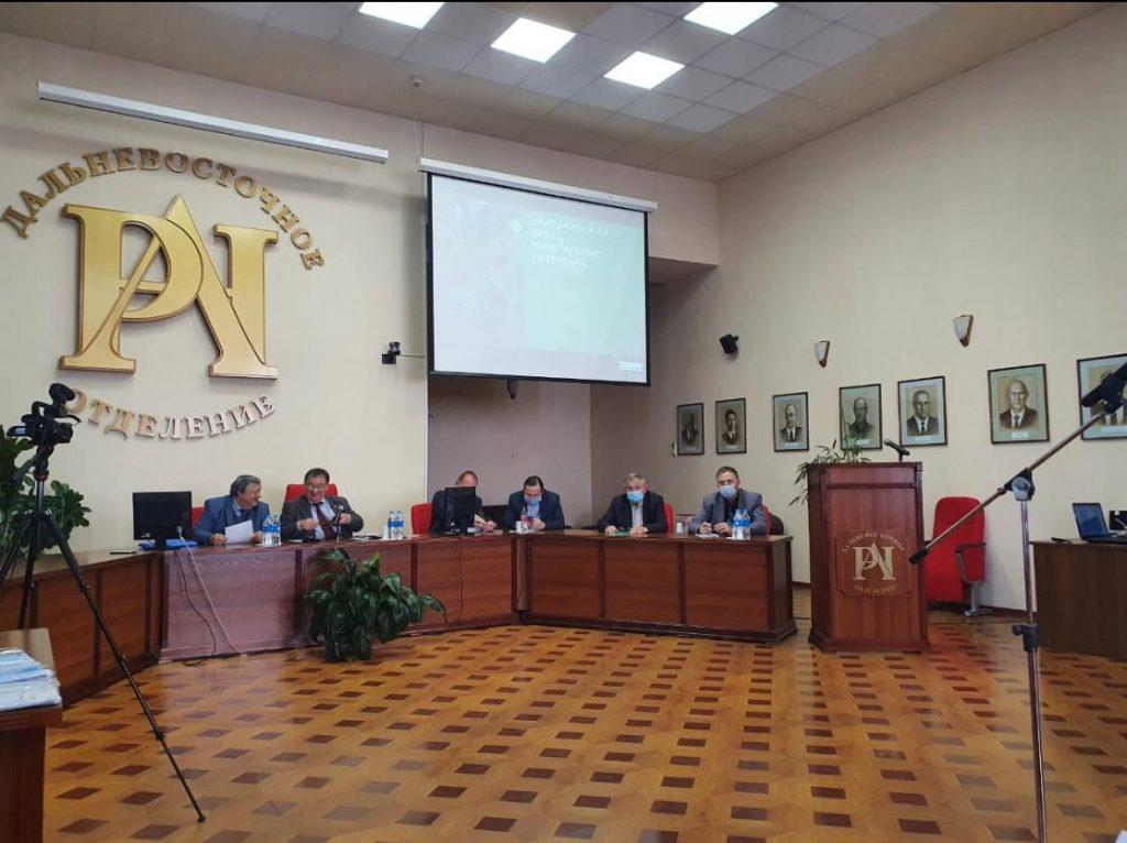 Приморское отделение РЭО приняло участие в обсуждении строительства Находкинского завода минеральных удобрений