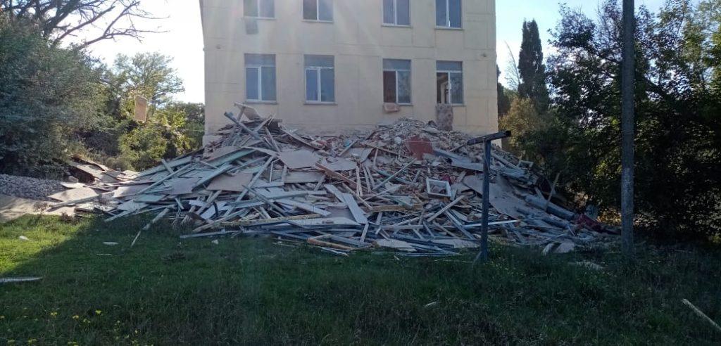 Общественники в Севастополе пресекли нарушение природоохранного законодательства на ООПТ